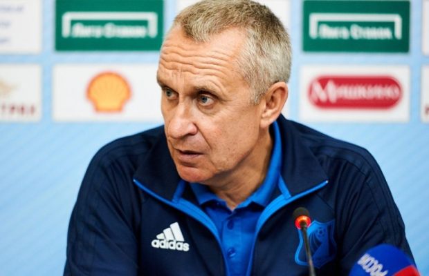 Кучук оставил пост основного  тренера «желто-синих»